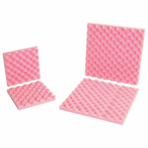 12 X 12 X 2 Anti static Convoluted Foam Sets 24 Pack Lot Of 1