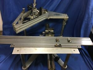 New Hermes Engraver Tx Pantograph With Tables And Ascessories