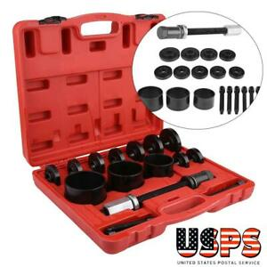 Car Front Wheel Drive Hub Bearing Removal Disassembly Assembly Tool Puller Set