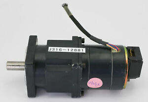 12881 Vexta 5 phase Stepping Motor W Encoder Heds 5500 A06 A4249 9215hg a1