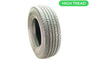 Used Lt 265 70r17 Firestone Transforce Ht 121 118r 11 32