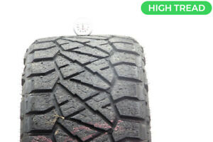 Used Lt 33x12 5r22 Nitto Ridge Grappler 114q 13 5 32