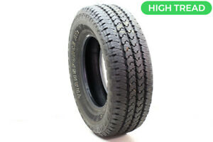 Used Lt 265 70r17 Firestone Transforce At2 121 118r 14 32