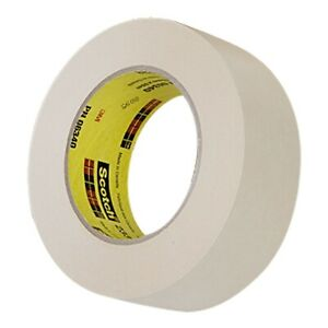 3m 06340 Scotch Automotive Refinish Crepe Paper Masking Tape 233 48 Mm X 55 M