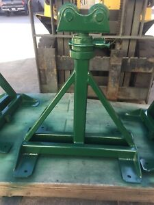 Used Greenlee 656 Ratchet Type Reel Stand