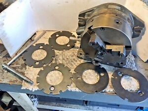 Yuasa Model 550 007 Rotary Indexer Super Spacer 6 Plates Machinist Free Ship