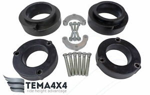 Complete Lift Kit 45mm For Mitsubishi Pajero Montero 3gen ball Joint Spacers