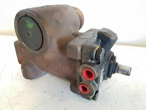 2012 Ford F550sd Pickup Zf Power Steering Box Used Oem