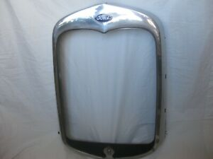 Original 1930 Ford Model A Radiator Shell Stainless Steel
