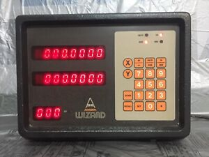 Anilam Wizard Digital Readout dro tested
