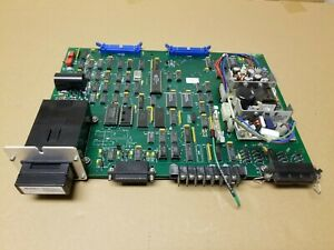 Applied Biosystems Z80 Controller Board From 373a Bench Top Dna Sequencer System