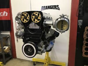 2jz 800 Hp Turnkey Engine Package Ready To Run Toyota Supra Mk4 Aristo Turbo