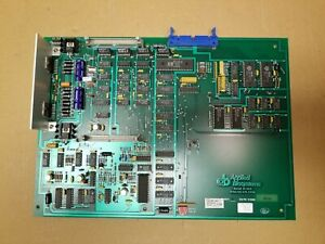 Applied Biosystems Analog I o 370a Dna Sequencer Main System Board 601101r