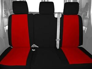 Caltrend Middle Row 60 40 Split Bench Custom Fit Seat Cover For Select Toyota 4r