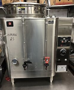 Grindmaster Amw 77110e Electric 10 Gallon Coffee Tea Urn Brewer Brand New Unused