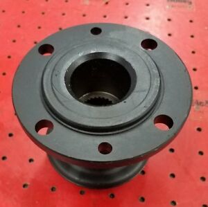 9 Inch Ford Pinion Flange Companion Yoke Round Demo Derby Drag Race