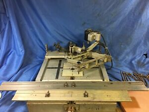 New Hermes Engraver Itf K2 Pantograph With Tables Cutters And Ascessories