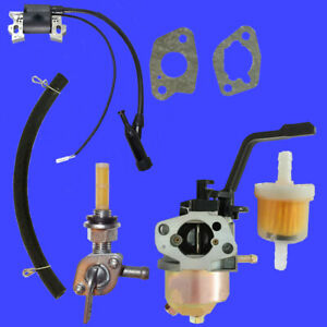 Lct Carburetor W Right Petcock Coil For Cm 2600 kmlb 2600 Pressure Washer