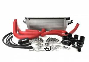 Perrin Fmic Red Boost Tubes W Black Silicon For 08 14 Wrx