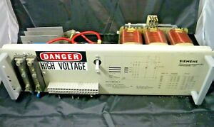 Siemens 6ev1 350 z Power Supply 24 Vdc 20 30 Amps Tested Power Supply