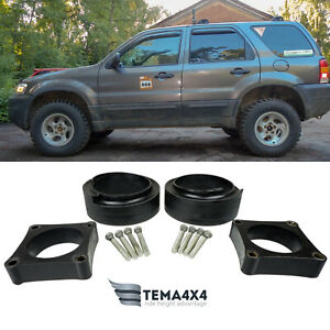 Complete Lift Kit 30mm For Ford Escape 00 12 Maverick 00 06 Mazda Tribute