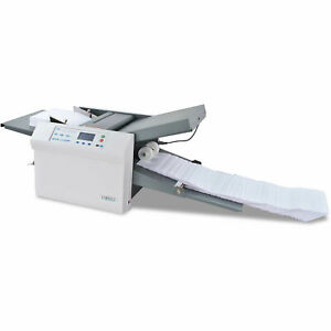 Formax Fd382 Automatic Paper Folding Machine With Adj Stacker Wheels Lot Of 1