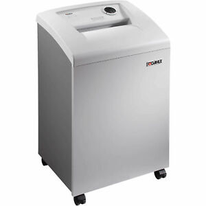 Dahle Professional High Security Small Office Paper Shredder Extreme Cross Cut