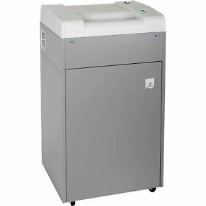 Dahle Professional High Security Paper Shredder Extreme Cross Cut 20394 Lot
