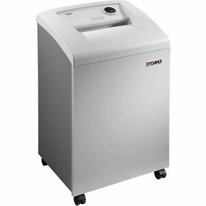 Dahle Cleantec High Security Small Office Paper Shredder Extreme Cross Cut