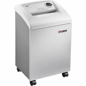 Dahle Cleantec Small Office Paper Shredder Cross Cut 41214 Lot Of 1
