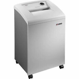 Dahle Cleantec Small Office Paper Shredder Cross Cut 41314 Lot Of 1