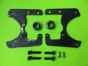1937 1938 1939 1940 1941 Plymouth Disc Brake Conversion Set With Instructions