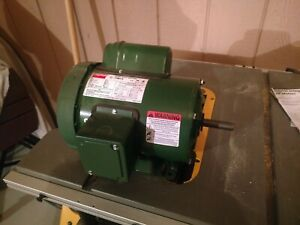 Dayton 1 Hp Farm Duty Electric Motor