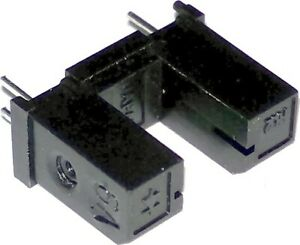 Toshiba Tlp832 Tlp 832 Opto Switch Photointerrupter Infrared Led Phototransistor