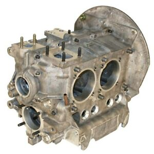 Engine Case Magnesium Stock Bore For 8mm Studs Dunebuggy Vw