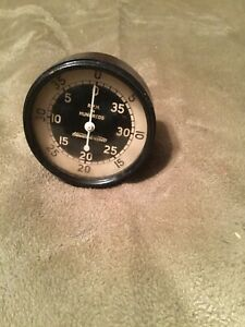 Vintage Old Stewart Warner Rpm Tachometer Rpm In Hundreds Vintage Car Part