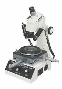Radical Highly Precise Toolmakers Angle Linear Industrial Measuring Microscope