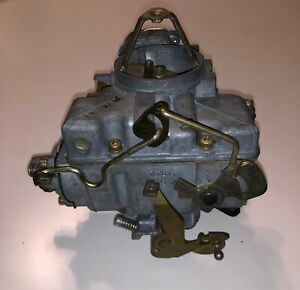 Nos Holley 1940 Carburetor 1971 Ford Bronco 170 200 Engine