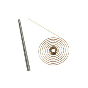 Model A Ford Speedometer Main Spring For Round Waltham Speedometer Mid
