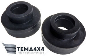 Rear Coil Spacers 25mm For Toyota Camry Prius C hr Rav4 Lift Kit