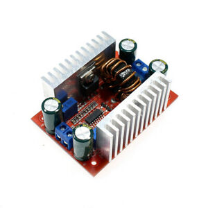 1 20pcs 400w 15a Dc8 5 50v To 10 60v Boost Step Up Converter Power Supply Module