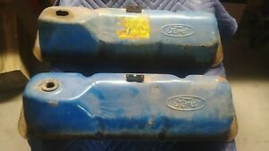 Ford 351c 351 Cleveland Valve Covers Oem