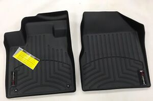 Weathertech Floorliner For Nissan Murano 2009 2014 Black