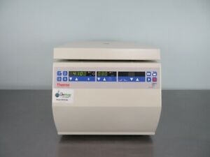 Thermo Sorvall T1 Benchtop Centrifuge With Warranty See Video