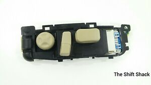 2000 2005 Cadillac Deville 1998 2004 Seville Driver Power Seat Switch Control
