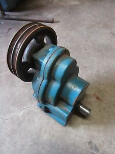 Taylor Ice Cream Soft Serve Machine Gear Reducer Valley 2100 0010a Gear Box