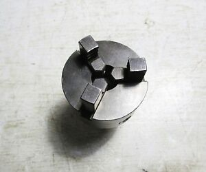 3 Jaw Metal Lathe Chuck 2 Diameter 1 2 Shaft See Picture