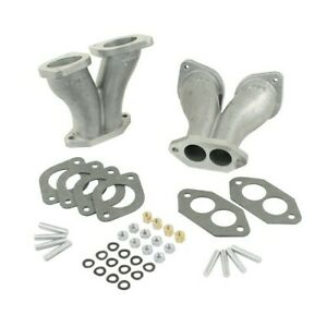 Dual Carbs Intake Manifolds For Weber Idf Hpmx Deluxe Dunebuggy Vw