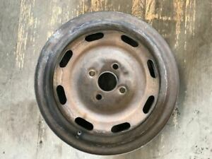 Wheel 14x5 1 2 Steel Fits 90 98 Mazda Protege 428443