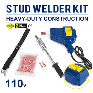 110v Dent Repair Stud Welder Kit Jo1050 Kit Stinger Spot Puller Sheet Metal
